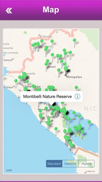 Nicaragua Tourism Guide screenshot-3
