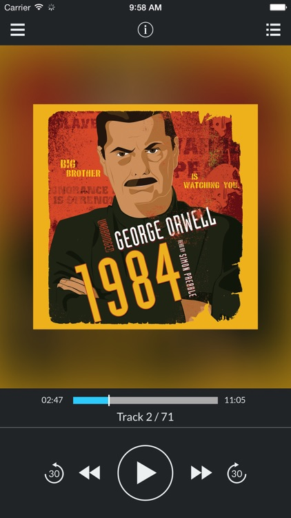 1984 (by George Orwell) (UNABRIDGED AUDIOBOOK)