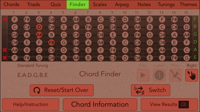 Guitarist\'s Reference on the App Store