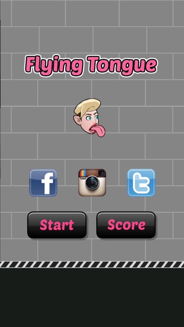 Flying Tongue Screenshot