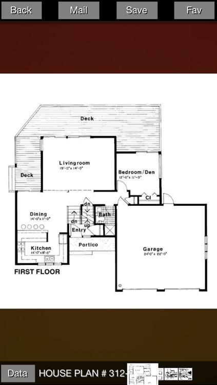 Home Plans Modern screenshot-3
