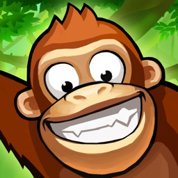 Ape the Kong – the Banana Thief