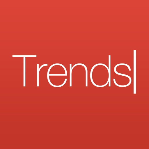 Trends - Client for Google Trends