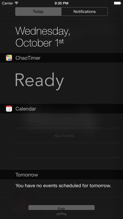 ChaoTimer · Professional Cube Timer screenshot-4