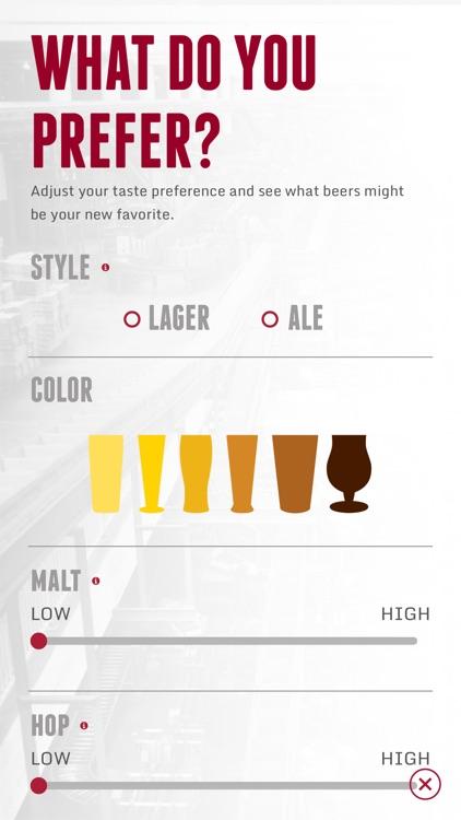 Budweiser Brewery Experience screenshot-3