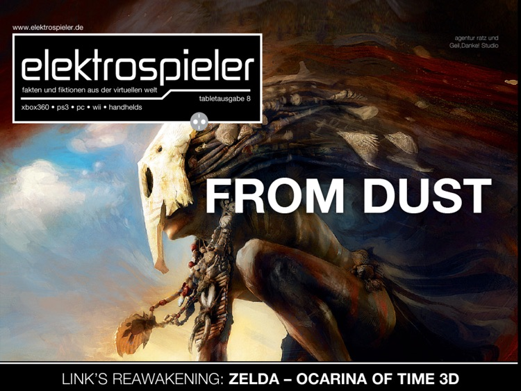 "elektrospieler ""From Dust & Call of Juarez: The Cartel""-Edition"