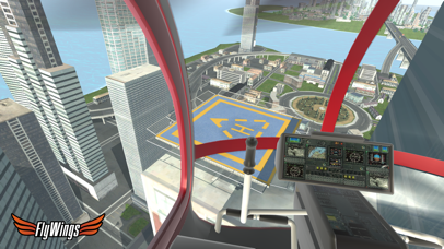 Helicopter Flight Simulator Online 2015 Free - Flying in New