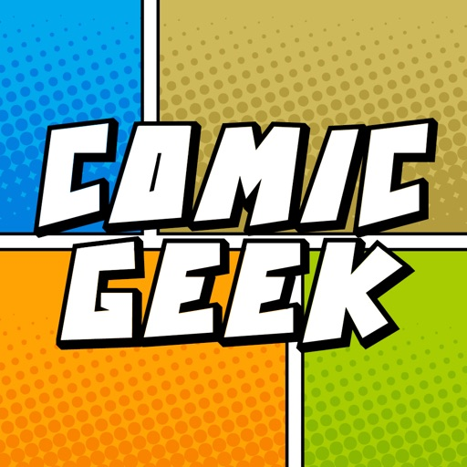 Baixar Comic Geek - News, Chat and Podscasts for Comicbook & Graphic Novel Artists & Fans para iOS