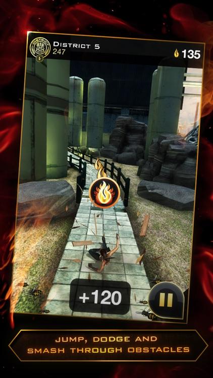 Hunger Games: Catching Fire - Panem Run screenshot-3