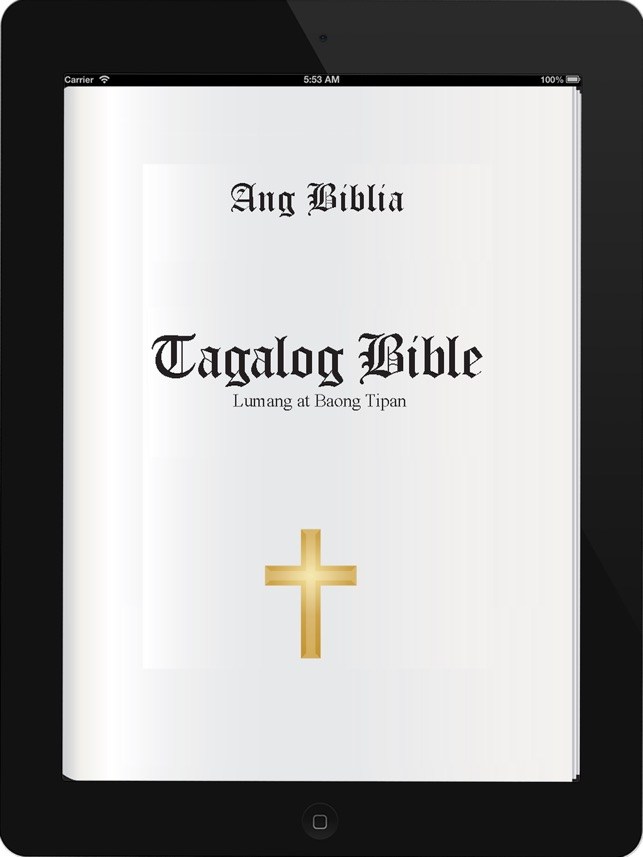 Tagalog bible ang biblia on the app store fandeluxe Choice Image
