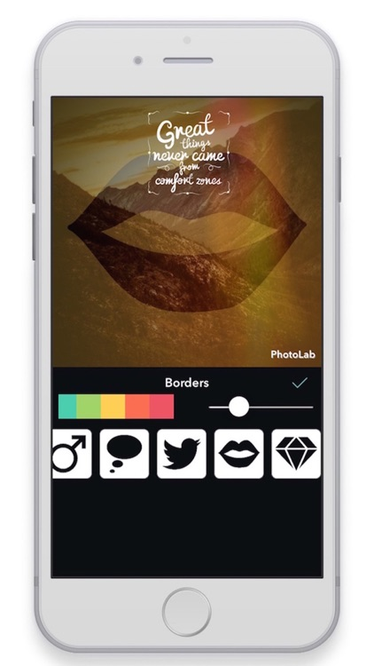 Deluxe Photo Filter - Add Cool Effect & FX with Awesome Pic Borders & Stickers + Font & Textures
