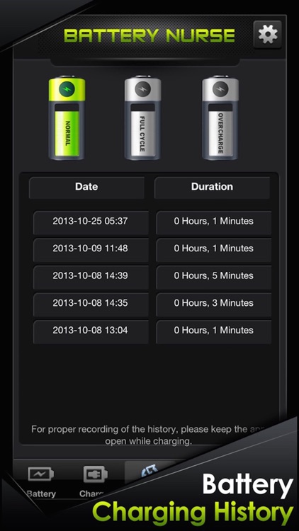 Battery Nurse - Magic App screenshot-3