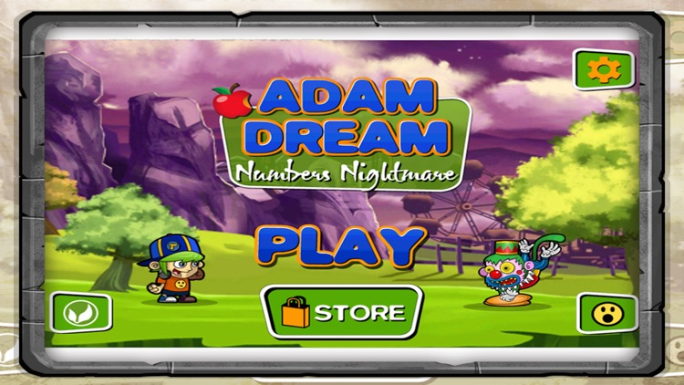 Adam Dream : Numbers Nightmare screenshot-0