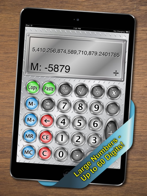 Easy Calculator - Basic Calc screenshot-3