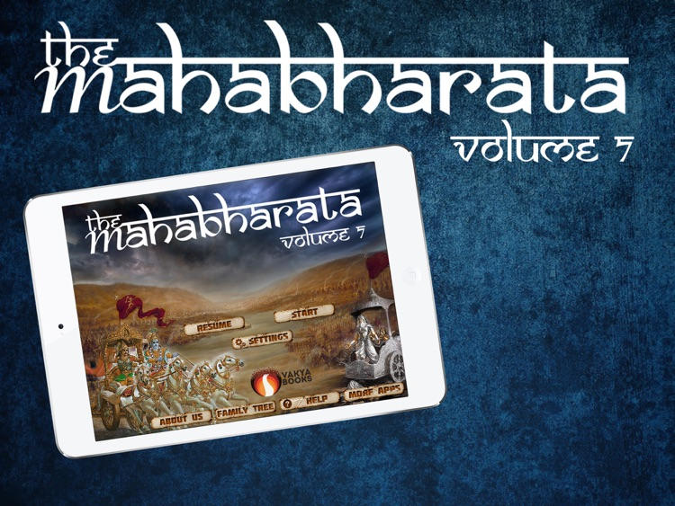 Mahabharata vol 7 screenshot-0