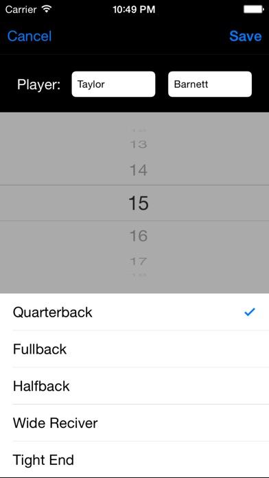 Football Coach Pro review screenshots