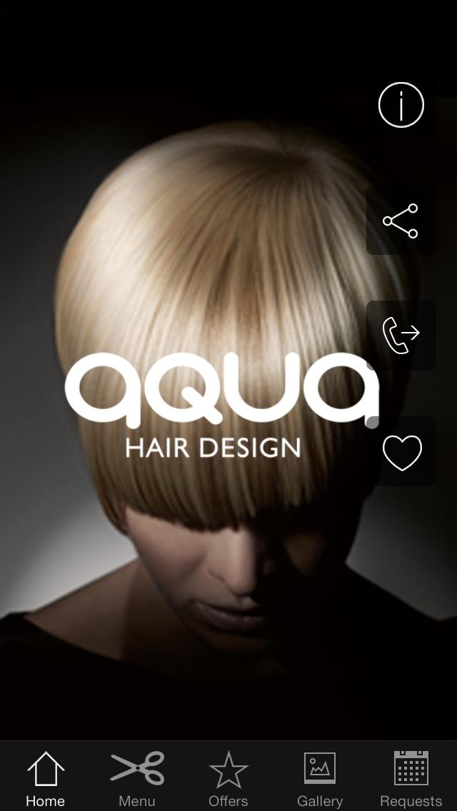 Aqua Hair Design App Price Drops