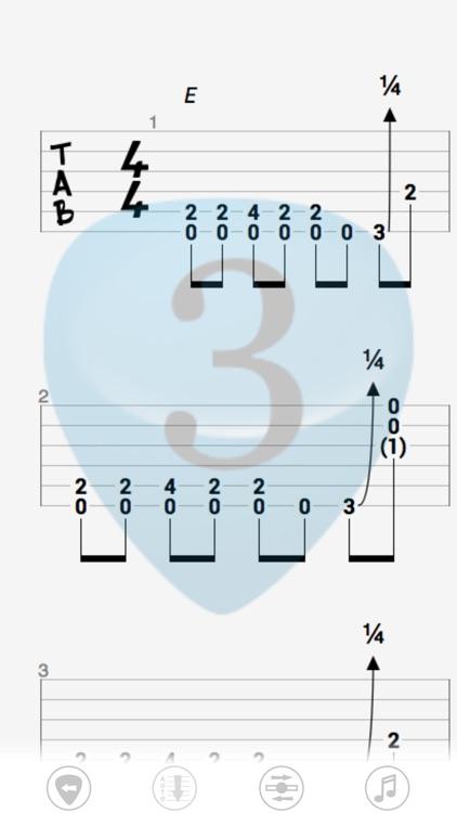E-Blues : Play the 12 Bar Blues screenshot-3
