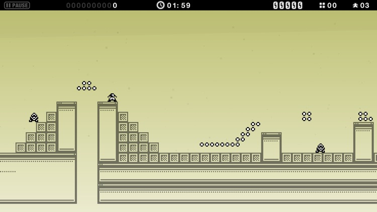1-bit Ninja Lite screenshot-0