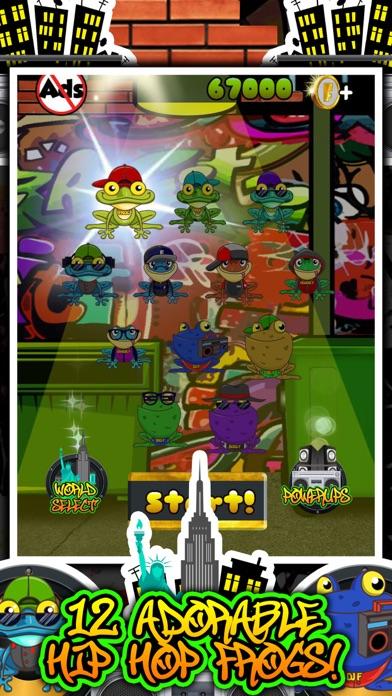 Hip Hop Frog Jump Game FREE