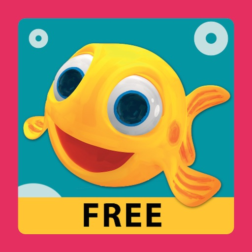 Play and learn with MiniMini fish FREE