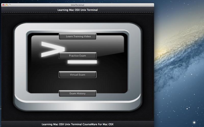 Learn For Unix screenshot 1