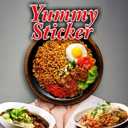 Yummy Sticker - Realtime Food Effect Camera