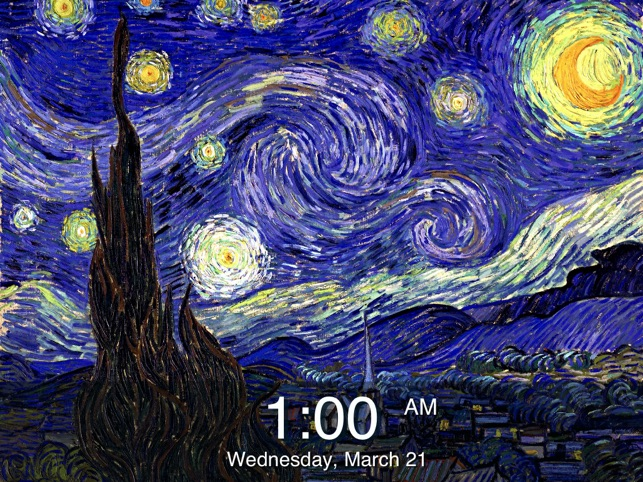 Van Gogh Iphone Wallpaper