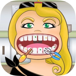 Little Celebrity - Crazy Dentist Office