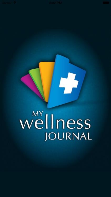 My Wellness Journal: EHR