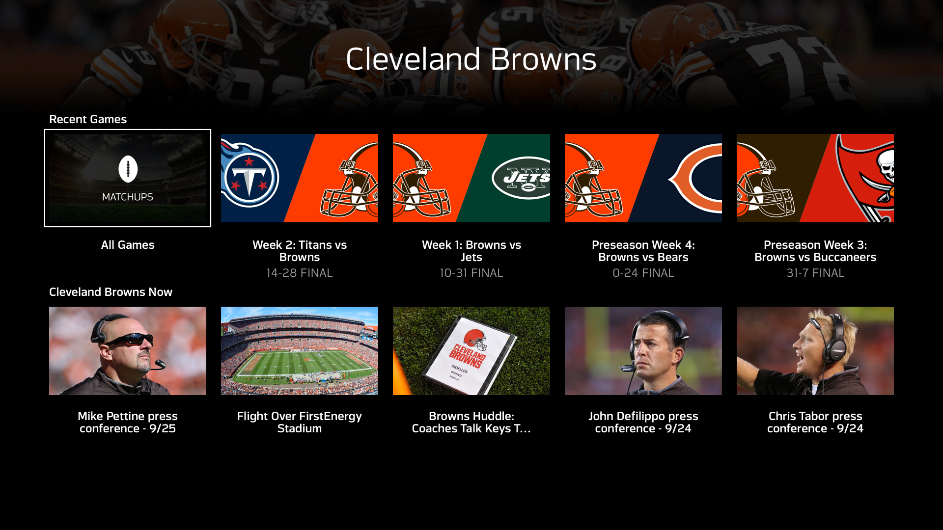 NFL screenshot 14