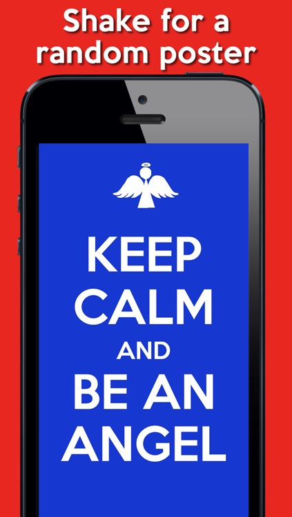 Keep Calm Poster Generator FREE screenshot-2