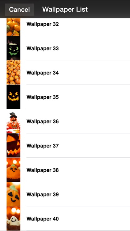 Halloween All-In-One (Countdown, Wallpapers, Music) screenshot-4