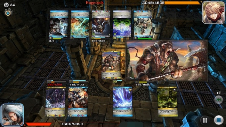 Epic Cards Battle (TCG) screenshot-3