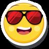 Clavier Emoji - Émoticônes and Smileys pour chatter - Jan-Niklas FREUNDT