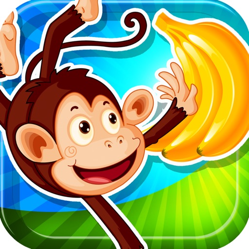 Free Monkey Game Monkey Banana Vine Balloon
