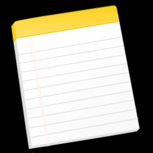 Simple Note Maker icon
