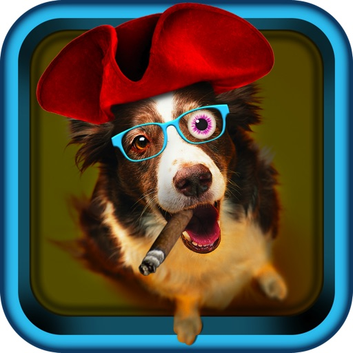 Pimp My Pets - Make Your Pets Funny Photos by Using Different Props with this Fun App