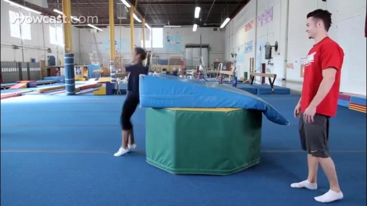 descriptive essay on gymnastics