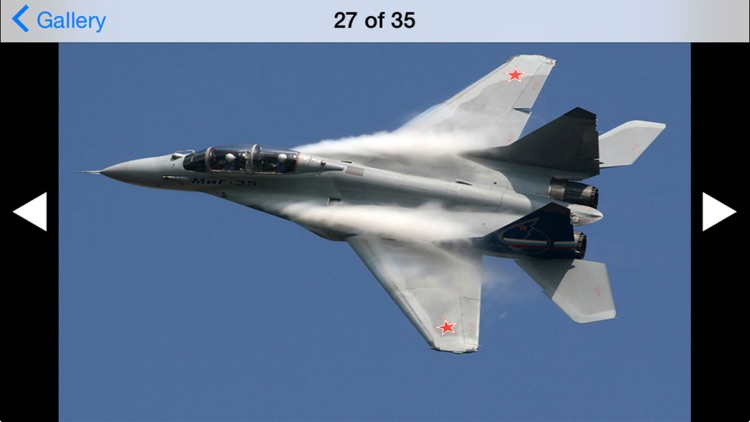 Russian Military Aircraft Appreciate Guide -iPhone screenshot-4