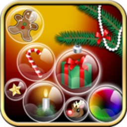 A Christmas Seasons Bubble Blaster - Popping Holiday Treats Full Version