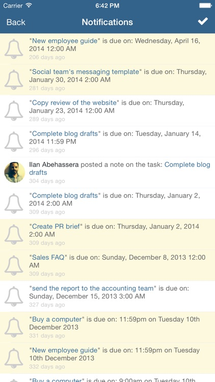 Producteev by Jive - Task Management for Teams screenshot-4