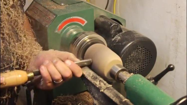 Wood Turning Master Class