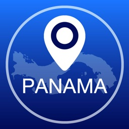 Panama Offline Map + City Guide Navigator, Attractions and Transports