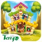 Teremok (Das Tierhäuschen). Gutes russisches Märchen für Kinder icon
