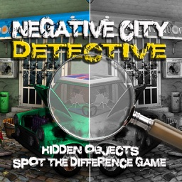 Detective Hidden Objects Spot The Difference Mystery Quest Game