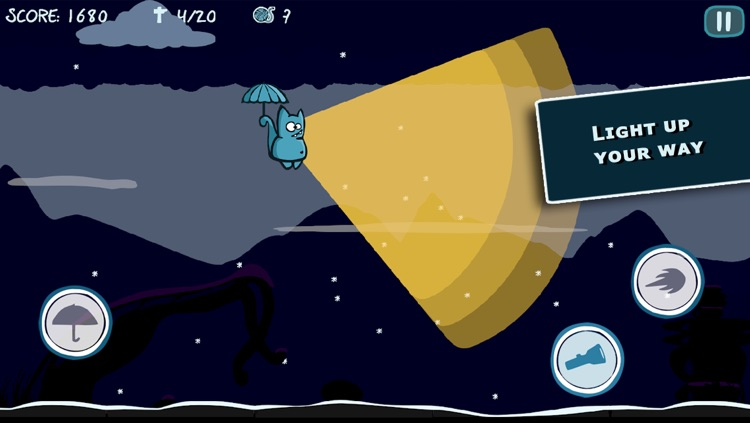 Bronko Blue, the kitten copter screenshot-3