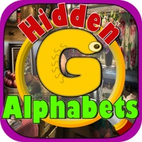Codes for Hidden alphabets for kids Hack