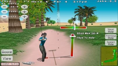 Nova Golf screenshot three
