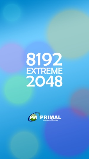 8192 Extreme 2048 Screenshot